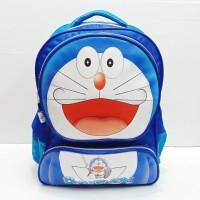 Ransel tas sekolah anak sd doraemon