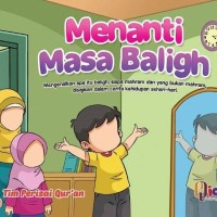 Buku Anak Menanti Masa Baligh - Penerbit Perisai Quran Qids