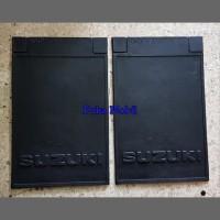 Karpet Roda Karet Belakang Carry, Futura, ST100, ST120