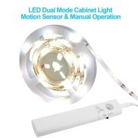 Led strip sensor gerak lampu led otomatis on/off