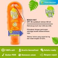Beach Hut Lotion Sunblock SPF36 BPOM - 40 ML Travel Sunblock