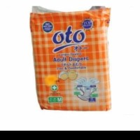 OTO TAPE DIAPERS ADULT M14S