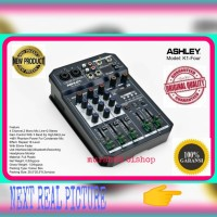 mixer audio ashley k1-four 4ch original