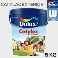 CAT TEMBOK DULUX CATYLAC EXTERIOR READY MIX (5 KG)