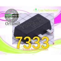 ORIGINAL HT7333 7333 Fixed 12V To 3.3V SOT-89 LDO Youtai