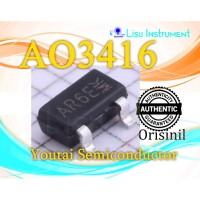 ORIGINAL AO3416 3416 AO3416A N-Channel SOT-23 Youtai Semiconductor