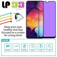 LP Full Anti-Blue Light Tempered Glass Samsung Galaxy A50 - A50s A30s