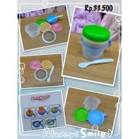 Food Maker mini Lusty Bunny - Tempat Makan Bayi
