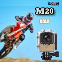 SJCAM Original M20 GOLD Gyro Action Camera Sport FULL HD Mini