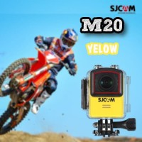 SJCAM Original M20 YELLOW Gyro Action Camera Sport FULL HD Mini