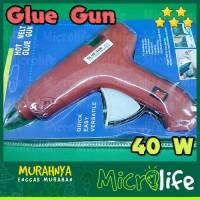 Glue Gun 40w Watt Tembakan Lem Bakar