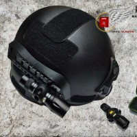 Senter + Mounting Rail Helm Mich