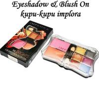 blush on & eyeshadow kupu implora
