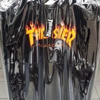 Thrasher flame long sleev