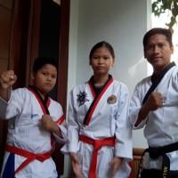 Baju Taekwondo Pomsae