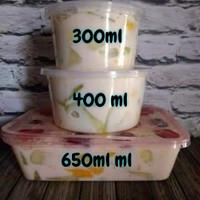 salad buah 400ml