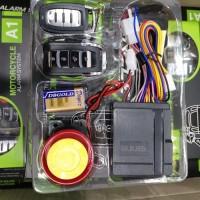 Alarm Motor Luminos 9nine A1 Remote