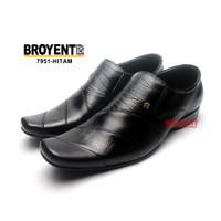 Sepatu Pantofel Pria Kulit Asli 7951