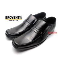 Sepatu Pantofel Pria Kulit Sapi Asli 7968