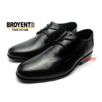 Sepatu Pantofel Pria Kulit Sapi asli 7940