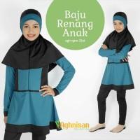 Baju Renang Anak Muslim Muslimah Cewek Perempuan Aghnisan