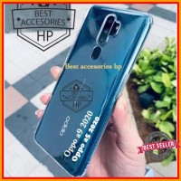 OPPO A5 2020 UME BIG BANG ORIGINAL SOFT SILICONE CASE COVER CLEAR TPU