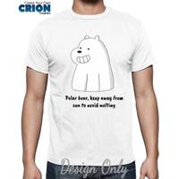 Kaos We Bare Bears - Polar Bear - By Crion