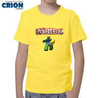 Kaos Roblox Anak - Roblox Noob Minecraft - By Crion