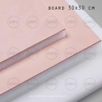 Rubber Board 30x30 cm / Leather Tool / Peralatan Kulit / Handmade