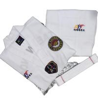 Baju Taekwondo Pemula - AB Pemula White - 90