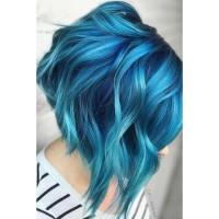COLORE FRESCO - TOSCA color cream cat pewarna rambut biru hijau