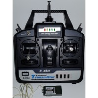 RC E-Sky FM 72MHz 6 Channel & Receiver 6 Channel (Second)