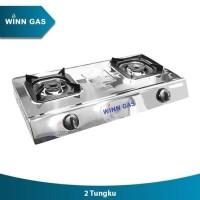 Kompor Gas Stenlis Winngas W 288