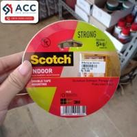 3M Scotch Double Tape Mounting 5kg / Double Tape 3M Scotch 5kg