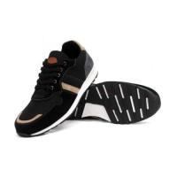 Sepatu Pria Casual Ocean Balance Original Warna Hitam