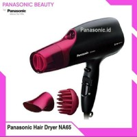 Panasonic Hair Dryer Nanoe EH NA 65 Hitam Pengering Rambut