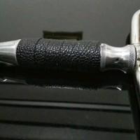 trisula trident sai senjata latih silat kungfu pisau tombak ujung tiga