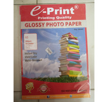 Kertas Foto e-Print Glossy A3 260 gsm