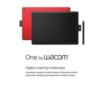 Wacom One By Ctl-472/K0-Cx Creative Pen Tablet Ctl472 Ctl 472 K0 Cx -