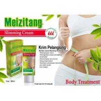Meizitang Slimming Cream Bpom Original