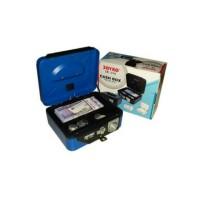 BRANKAS /TEMPAT UANG / CASH BOX MERK JOYKO CB-21A KUNCI GANDA