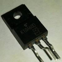 K10A60D ORIGINAL TRANSISTOR MOSFET - 10 AMPER 600 VOLT - 10A 60V - K
