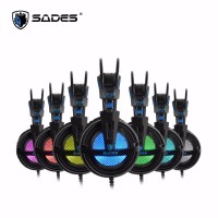 Headset Gaming Sades Locust Plus & 904s RGB