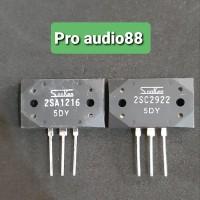 Transistor Sanken 5DY 2SA1216 2SC2922