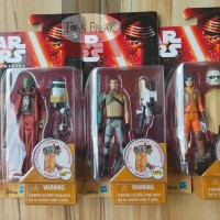 Star Wars The Force Awakens Action Figure tools