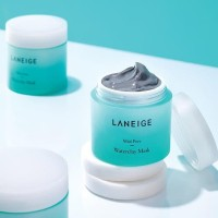 Masker Kecantikan - BrandNew LANEIGE Mini Pore Water Clay Mask 70ml