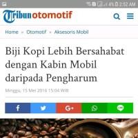 Kopi Bali - Pengharum Ruangan - Mobil - WC