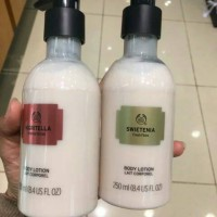 The Body Shop Body Lotion Swetenia/Nigritella
