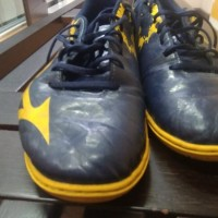 Sepatu Futsal Mizuno Ryuou Wide Original Size 43 Second