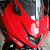 Unik Cover Kedok topeng Suzuki Gsx R150 Bahan Bagus Limited